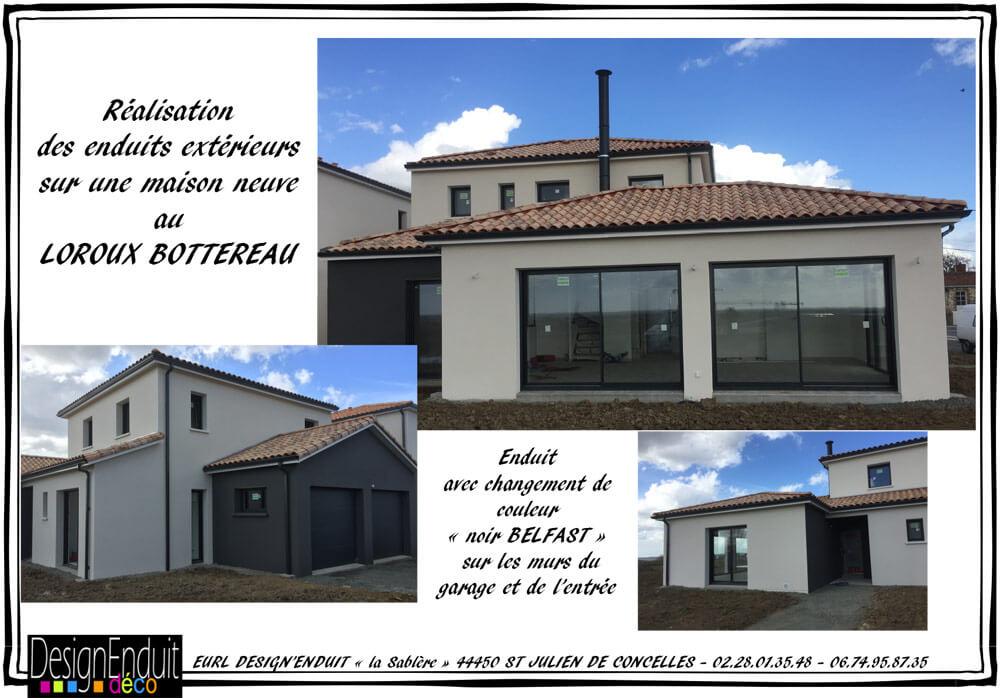 Ravalement Maison Original Nantes Couleur Ravalement 44 Design
